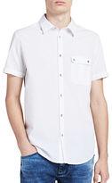 Calvin Klein Jeans Slim-Fit Short Sleeve Shirt