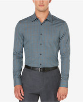 Perry Ellis Men's Jaspe Check Shirt