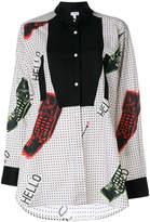 Loewe mobile phone shirt