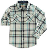 Lucky Brand Cool Window Plaid Button-Up - Boys