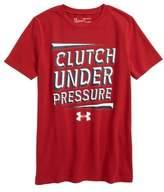 Under Armour Clutch under Pressure Graphic HeatGear(R) T-Shirt