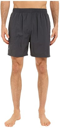 TYR Classic Deck Swim Shorts (Titanium) Men's Swimwear