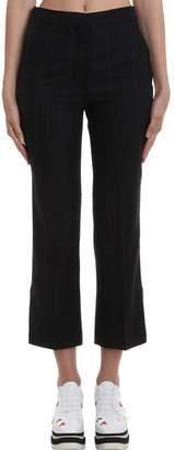 Stella McCartney Augusta Pants In Black Wool