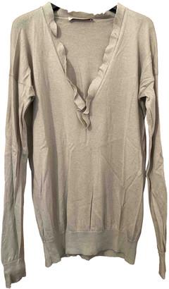 Stella McCartney Beige Cashmere Knitwear