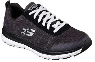 Skechers Women's Relaxed Fit Comfort Flex PRO HC Slip Resistant Work Shoe
