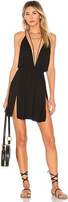 Indah Harlem Layered Mini Dress
