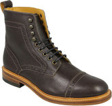 Men Cap Toe Boots - ShopStyle