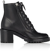 Gianvito Rossi Women's Croft Leather Ankle Boots