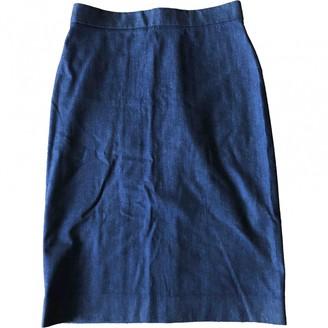 Cos Blue Denim - Jeans Skirt for Women