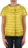 Herno Glossy Quilted Padded Gilet