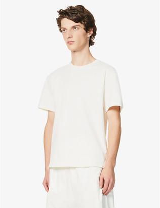 Bottega Veneta Sunrise crewneck cotton-jersey T-shirt