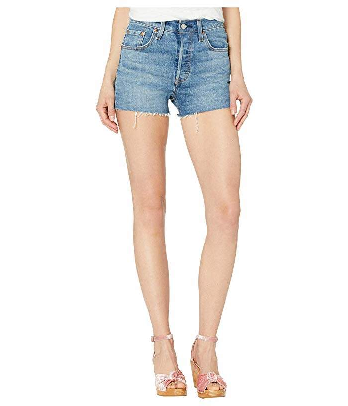 Levi's Womens 501(r) High-Rise Shorts
