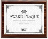 Dax 8.5-Inch x 11-Inch Award Plaque Frame in Walnut