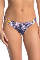 Maaji Sweet Banana Signature Reversible Print Bikini Bottoms