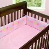 Pem America Step by Step Crib Bumper - Glitter