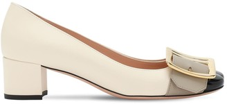 Bally 45mm Jackie Leather Pumps
