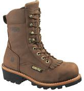 "Wolverine Men's Chesapeake Insulated GTX WP 8"" Steel Toe Boot"