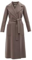 Thumbnail for your product : S Max Mara Paolore Coat - Dark Grey