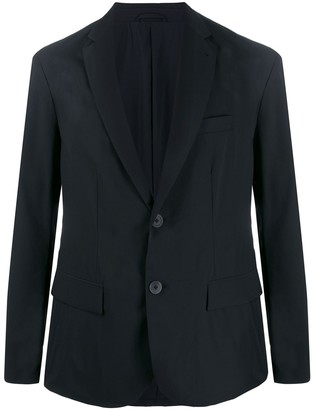 Emporio Armani Relaxed-Fit Blazer