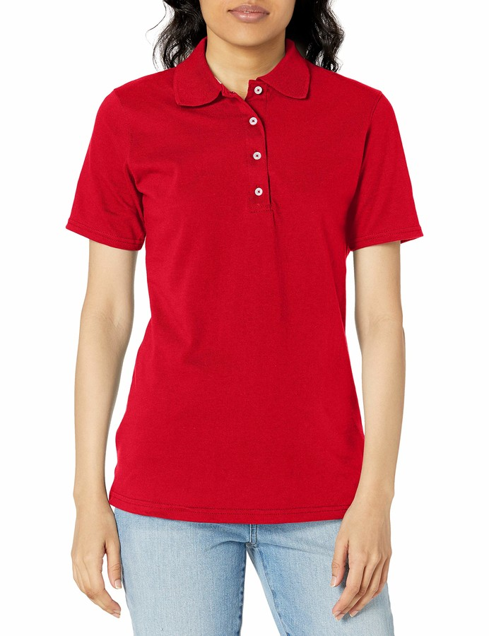 Thumbnail for your product : Hanes Women's X-Temp Performance Polo