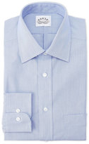 Eagle Regular Fit Thin Blue Stripe Dress Shirt