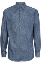 Tiger of Sweden Farrell Slim Fit Embroidered Shirt