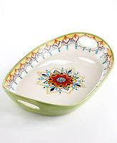 Vida by Eva Mendes Dinnerware, Catalina Platter