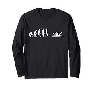 Evolution canoe polo Long Sleeve T-Shirt