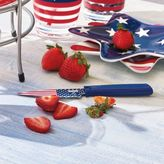 "Kuhn Rikon American Flag Paring Knife, 4"""