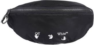 Off-White Logo Nylon Basic Belt Bag