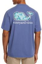Vineyard Vines Turtle & Starfish Whale Pocket Tee