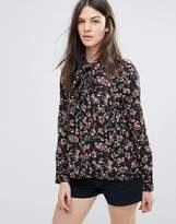 French Connection Anastasia Ditsy Print Shirt