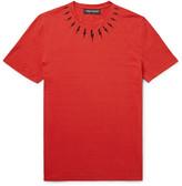 Neil Barrett - Printed Cotton-jersey T-shirt
