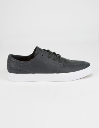 Nike Sb Zoom Stefan Janoski RM Crafted Anthracite Shoes