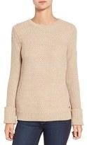 Barbour 'Haslingden' Honeycomb Knit Pullover