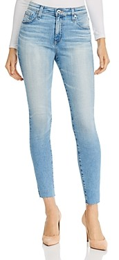 AG Jeans Farrah Skinny Ankle Jeans in 22 Years Redemptive