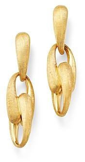 Marco Bicego 18K Yellow Gold Lucia Link Drop Earrings