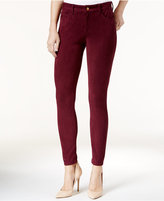 Joe's Jeans Icon Faux-Suede Ankle Skinny Jeans