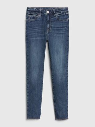 Gap Kids BetterMade Sky High Rise Super Skinny Jeans