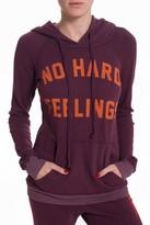 VENICE No Hard Feelings Sweatshirt - Port
