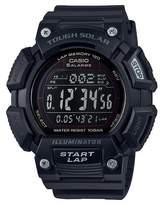 Casio Men's Tough Solar Quartz Resin Sport Watch - Black