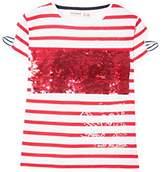Desigual Girl's TS_Nashville T-Shirt,(Manufacturer Size: 5/6)