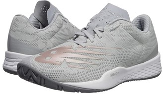 New Balance 896v3 (Grey/Champagne) Women's Tennis Shoes