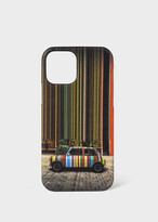 Thumbnail for your product : Paul Smith 'Mini Covent Garden' Print iPhone 12 Pro Case