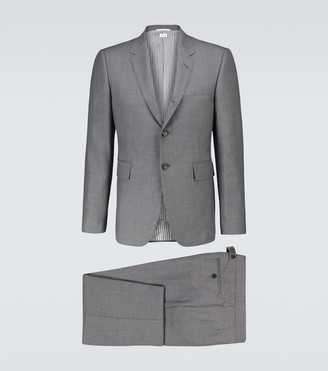 Thom Browne Classic wool twill suit