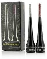Billion Dollar Brows NEW Glitter Brows Gel Set: 2x Glitter Brows Gel 2x3ml