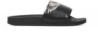 Marcelo Burlon County of Milan Wings Sandals