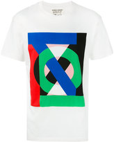 Henrik Vibskov graphic-print T-shirt - men - Cotton - L