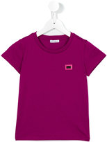 Dolce & Gabbana logo T-shirt - kids - Cotton - 3 yrs