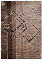 Faucett Brown Area Rug Ebern Designs Rug Size: Runner 2'x7'